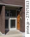 アパートの玄関 27975813
