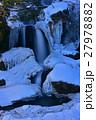 冬の竜頭の滝 27978882