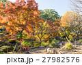 熱海梅園の紅葉 27982576