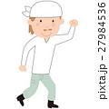 大工さん 大工 ベクターのイラスト 27984536