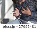 タバコ 病気イメージ 27992481