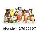 ペットのグループ 27999697