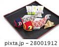 菖蒲 鯉のぼり ゼリー菓子の写真 28001912