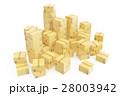 BOX ボックス ダンボールのイラスト 28003942
