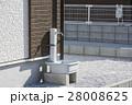 住宅の屋外水栓 28008625