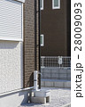 住宅の屋外水栓 28009093