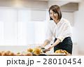 料理 女性 28010454
