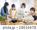 料理 女性 28010478