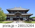 奈良県・東大寺・大仏殿(金堂) 28013264