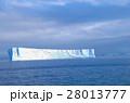 南極の氷山 28013777