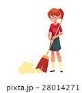 女の子 女児 女子のイラスト 28014271