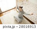 マタニティ 妊婦 マタニティヨガの写真 28016913