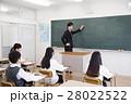 授業 生徒 教室の写真 28022522