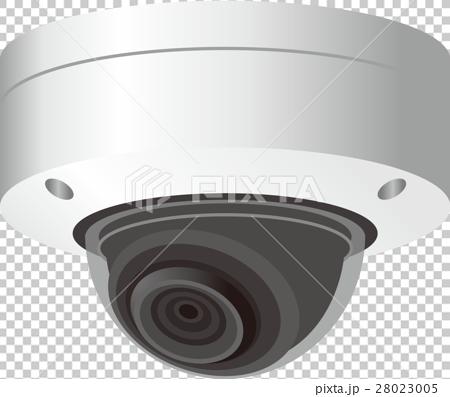 防犯カメラドームカメラ セキュリティ 28023005