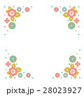 Vector set of floral design template 28023927