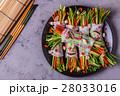 ご飯 野菜 料理の写真 28033016