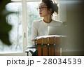 女性 ライフスタイル カフェの写真 28034539