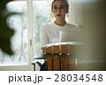 女性 ライフスタイル カフェの写真 28034548
