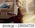 女性 ライフスタイル 自宅の写真 28034729