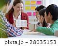 英会話教室の外国人講師 28035153
