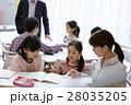 生徒 勉強 塾の写真 28035205