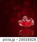 Valentine Red Background 28038828
