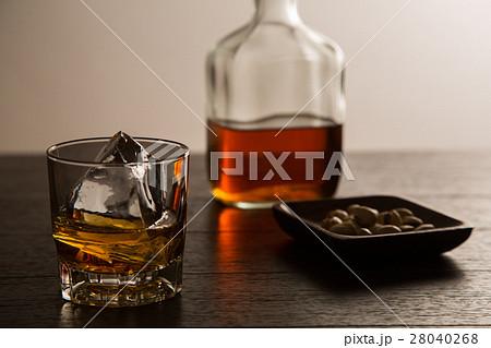 ウイスキーイメージの写真素材 [28040268] - PIXTA