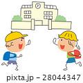 小学生 子供 小学校のイラスト 28044347