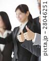 複数人ビジネスイメージ 28046251