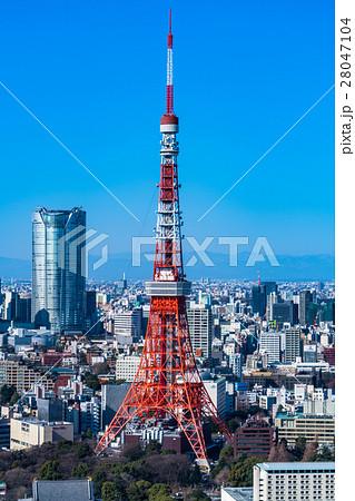 東京・都市風景 28047104