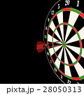Darts and arrows 3d illustration 28050313