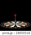 Darts and arrows 3d illustration 28050316