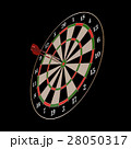 Darts and arrows 3d illustration 28050317
