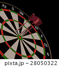 Darts and arrows 3d illustration 28050322