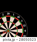 Darts and arrows 3d illustration 28050323