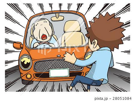 高齢者による交通事故 28051084