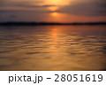 湖の朝 28051619