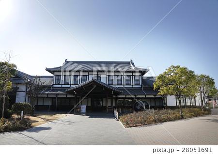 京都鉄道博物館 旧二条駅舎 28051691