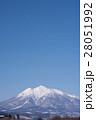 冬の岩木山 28051992