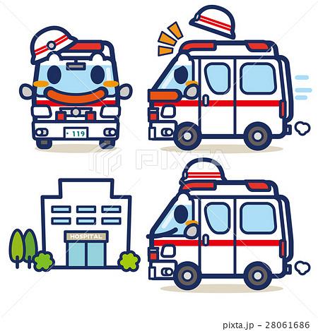 はたらく救急車くん 28061686