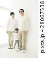 家族 人物 全身の写真 28067338