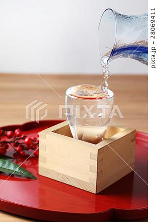 冷酒の写真素材 [28069411] - PIXTA