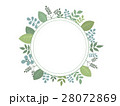 植物フレーム01 28072869