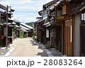 関宿 東海道 街並みの写真 28083264
