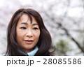 女性 40代 笑顔の写真 28085586