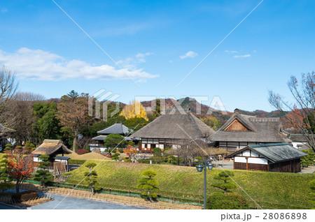 史跡足利学校 全景 (栃木県足利市) 2016年12月現在 28086898