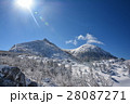 東天狗岳と西天狗岳 28087271
