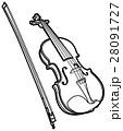バイオリン 28091727