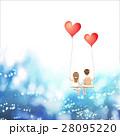 バルーン 風船 ベクターのイラスト 28095220