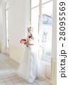 ウエディング 新婦 花嫁の写真 28095569